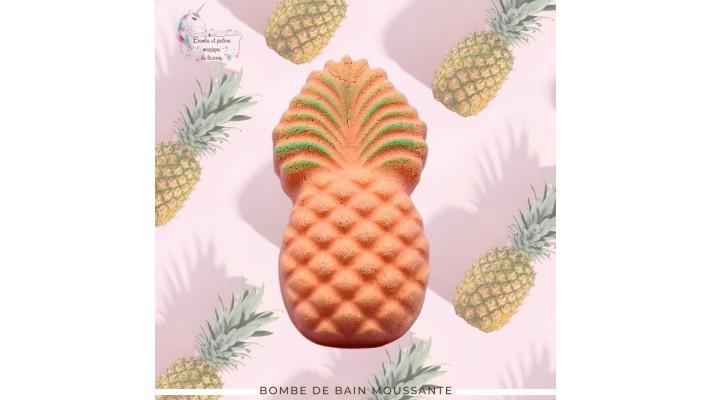 Bombe moussante | Ananas