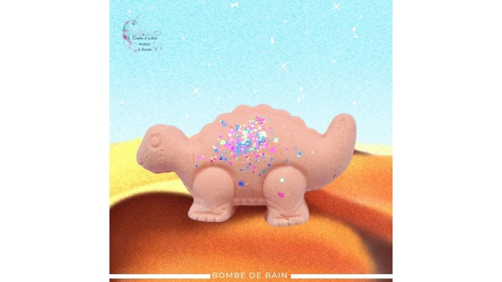 Bombe de bain | Dinosaure