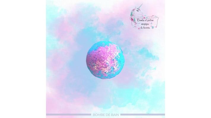 Bath Bomb | Unicorn mucus