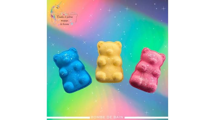 Bombes de bain   Gummy Bear