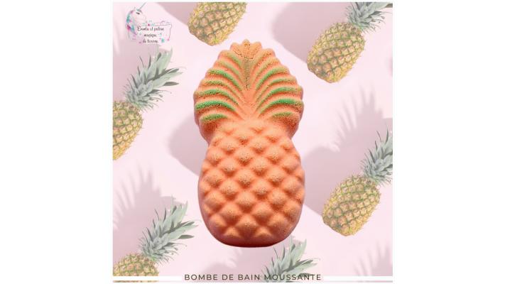 Bombe de bain | Ananas