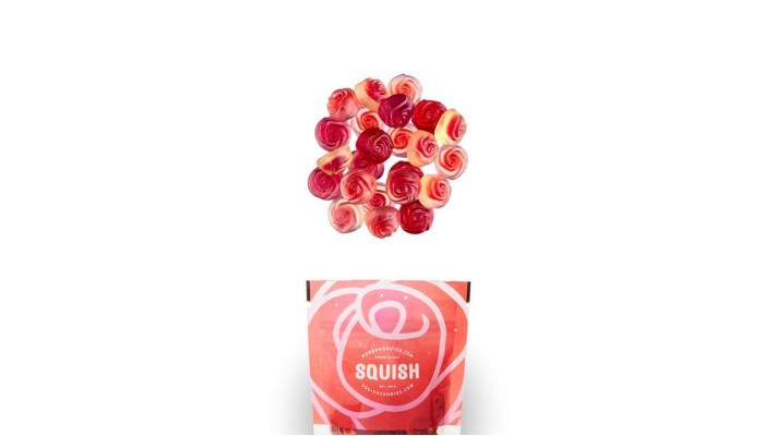 Jujubes pour déguster avec plaisir! - Roses Végétaliennes SQUISH