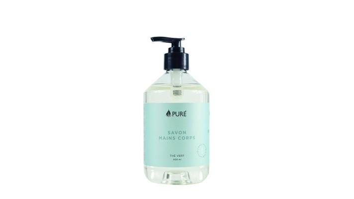 Savon Thé vert| Pure 500 ml
