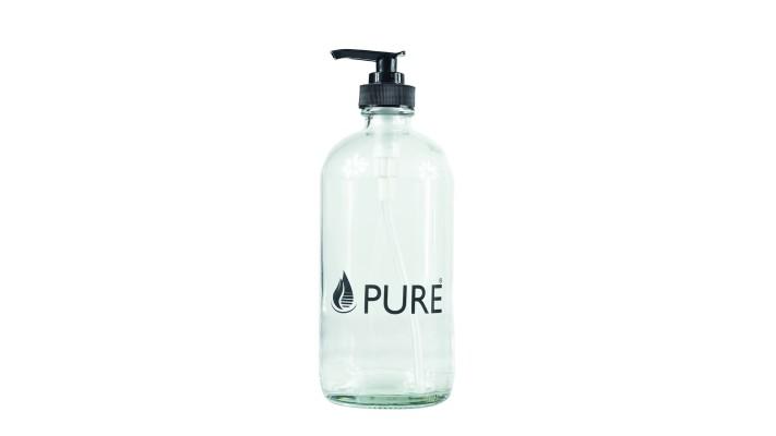 Bouteille de verre  500 ml - vide| Pure