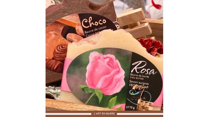 Duo Rose & Choco