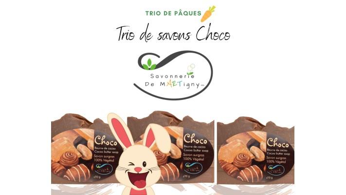Trio de Choco