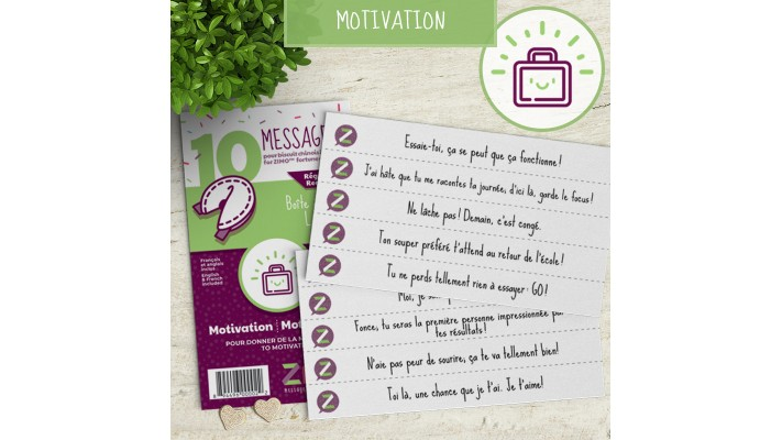 Zimo message | Motivation