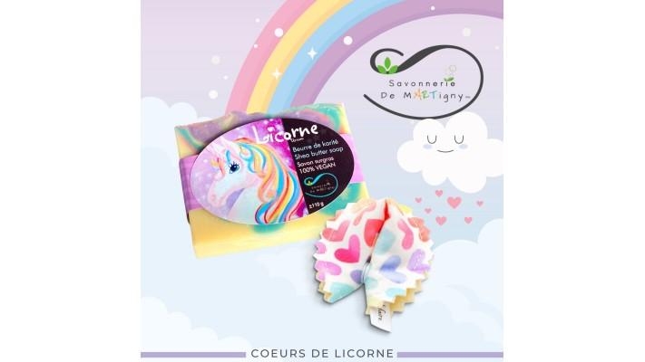 Duo Zimo et savon | Licorne